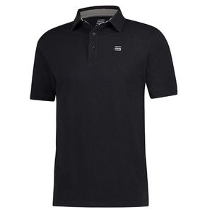Three Sixty Six Golf Dry Fit Cotton Polo Shirt